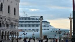 Der Untergang Venedigs