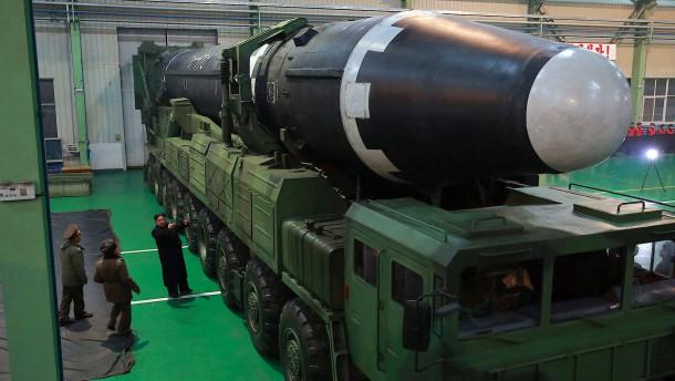 Gespräche über Nordkoreas Atomprogramm stocken