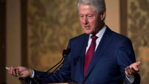 Bill Clinton wegen Harnwegsinfektion auf Intensivstation