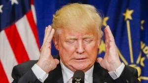 Republikaner fordern Trump zum Rückzug auf
