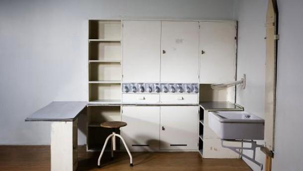 k che zwischen werkstatt und showroom wohnen faz. Black Bedroom Furniture Sets. Home Design Ideas