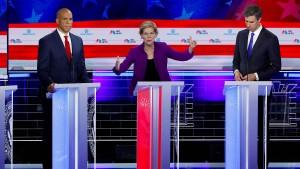 Startschuss für Wahlkampf der Demokraten