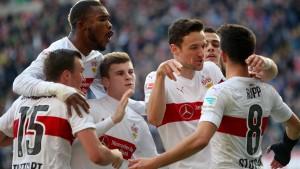 Stuttgart verschärft den Nervenkitzel
