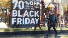 "Shopping wird am ""Black Friday"" immer wichtiger"