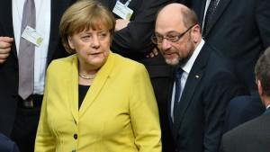 Wissenschaftler prognostizieren Bundestagswahlergebnis
