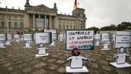 Bundestag beschließt umstrittenes BND-Gesetz