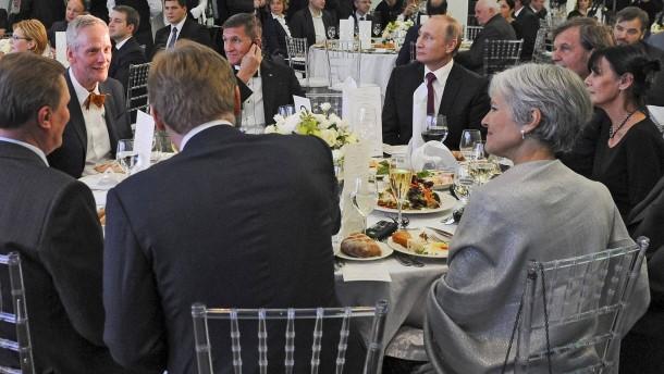 Trumps Russlandfreunde