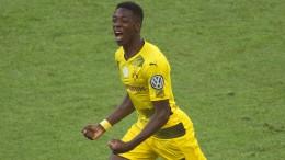 Dembélé wechselt aus der Bundesliga