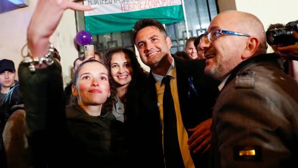 Konservativer Márki-Zay fordert Orbán heraus