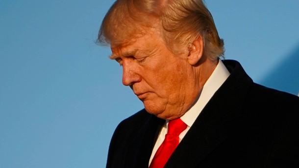 Geldwäsche-Verdacht gegen den Trump-Konzern