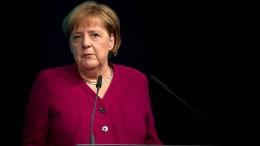 Merkel fordert Schulterschluss von Staat und Autoindustrie