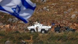 Zwei Raketen aus dem Libanon auf Israel abgefeuert