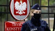 Polens Streit mit der EU: Aus politischen Gründen vertagt?