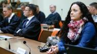 Sollten die Richter der Bundesanwaltschaft folgen, droht Beate Zschäpe als Mittäterin eine lebenslange Haftstrafe.