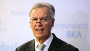 Linke fordert Ermittlungen gegen Ex-BKA-Chef Ziercke