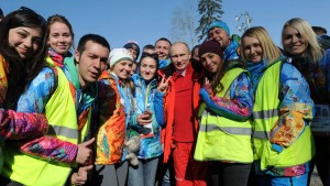 Putins Medaillen