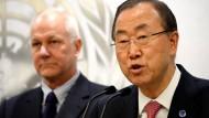 UN-Bericht bestätigt mehrfachen Giftgas-Einsatz in Syrien