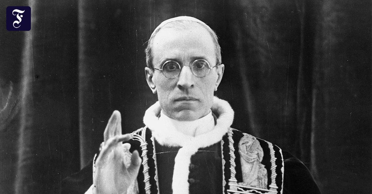 Kritik von jüdischer Gemeinde: Vatikanisches Eigenlob zu Pius-Akten