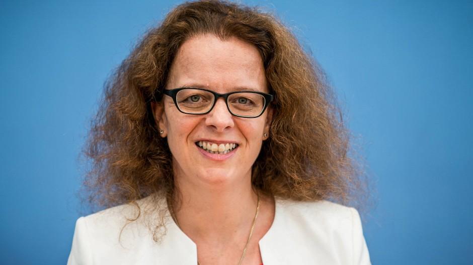 Isabel Schnabel, 49, ist seit Anfang 2020 Mitglied des Direktoriums der Europäischen Zentralbank.