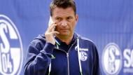 Bei Anruf Heidel: Der Schalker Manager reagiert auf die Nöte eines Oberligaklubs sofort