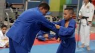9 Miguel Judo Schluss