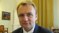 Lembergs Bürgermeister, der Polit-Popstar der Westukraine