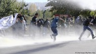 Kurden in Angst um Landsleute
