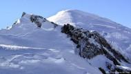 Scheitern am Mont Blanc