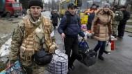 Flucht nach Moldau
