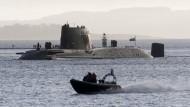 Großbritanniens umstrittene Atomflotte