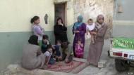 Syrische Flüchtlinge verkaufen ihre Töchter