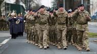 Die letzten britischen Soldaten verlassen Deutschland