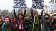 Gnade für eine Mörderin in Frankreich