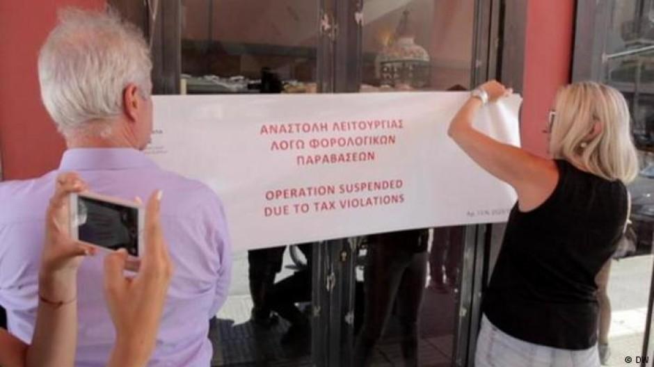 Kampf gegen Milliardenbetrug in Griechenland