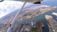 Im Hubschrauber über den Zwergstaat Malta