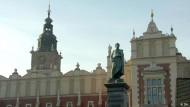 Die repräsentative Stadt Krakau