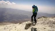 5.600 Meter den Berg runter