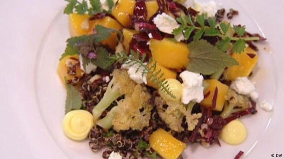 Sommerküche Chefkoch : Vegetarische sommerküche quinoa salat aus Österreich