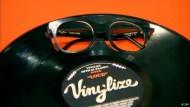 Brillen aus Vinyl