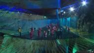 Das größte Höhlen-Trampolin der Welt