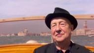 Mit Georg Baselitz auf der Kunstbiennale Venedig
