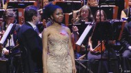 Sopranistin Omo Bello auf der Bonner Operngala