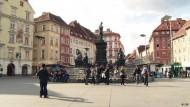 Schriftstellerin Sigrid Rahm führt durch Graz