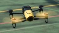 Mit der Drohne um die Wette heizen
