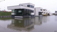Zukunftsmodell schwimmende Architektur