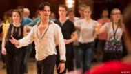 Lernen von den Tanzprofis