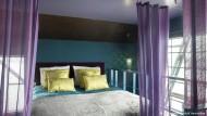 Eine Nacht im Amsterdamer Kranhotel