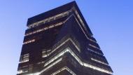 Der neue Anbau der Tate Modern