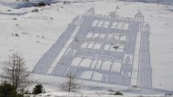 Bilder im Schnee