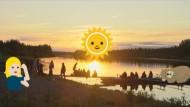 Finnland will mit eigenen Emojis Tourismus ankurbeln
